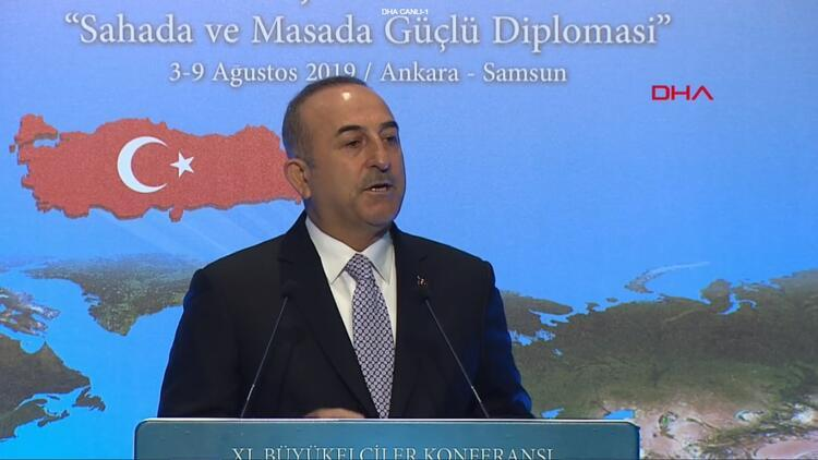 Son dakika... Bakan Çavuşoğlu'ndan önemli açıklamalar