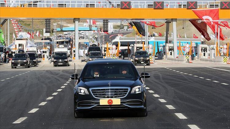İzmir-İstanbul Otoyolu açıldı – İşte, İstanbul – İzmir Otoyolu güzergahı