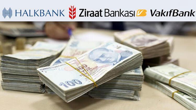 Üç kamu bankasından ortak açıklama! Firmalara kredi desteği...