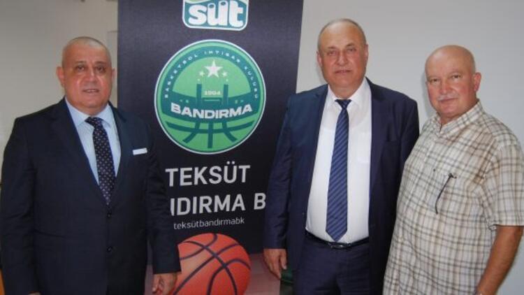 Teksüt Bandırma'da hedef TBSL şampiyonluğu!