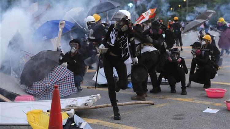 Çin: Hong Kong'da suçlular cezalandırılacak!