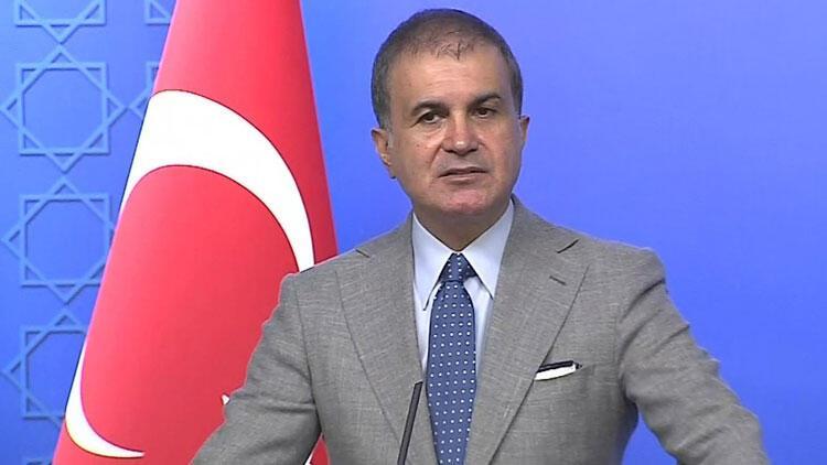 Ömer Çelik: Türkiye'nin takviminin kısaldığını söylemeliyim