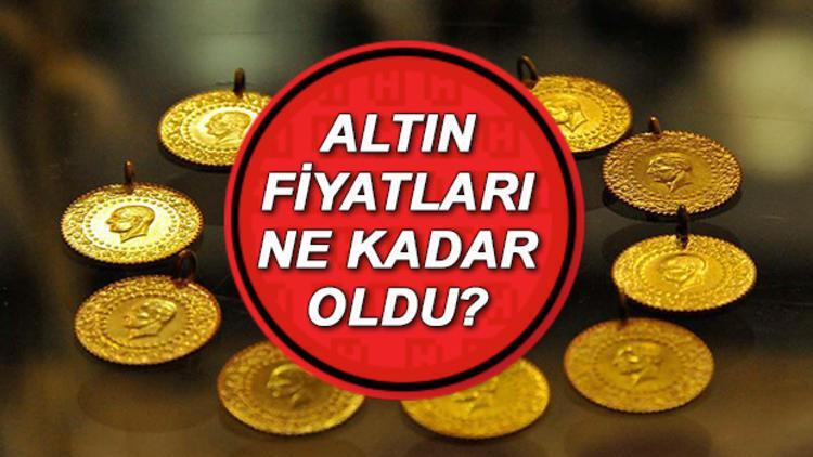 Altın fiyatları haftanın son günü ne kadar oldu? Güncel gram ve çeyrek altın fiyatı