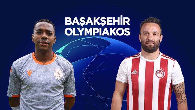 Başakşehir, Devler Ligi aşkına Olympiakos karşısında! iddaa'nın favorisi...