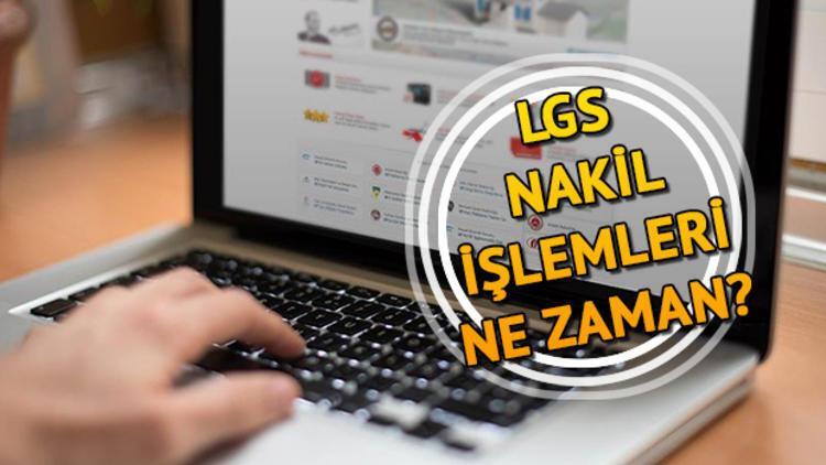 LGS 2. nakil başvuruları için son gün ne zaman?