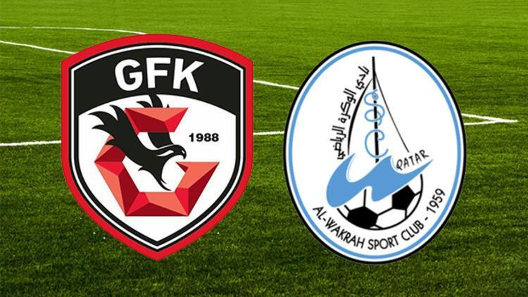 Gazişehir Gaziantep Al Wakrah maçı ne zaman saat kaçta hangi kanalda?