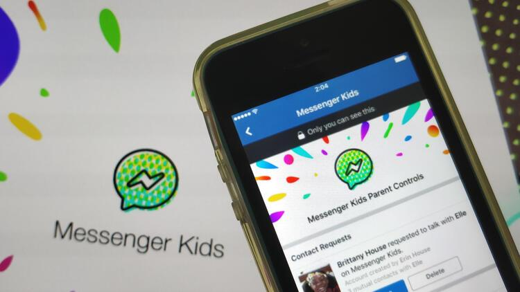 ABD'li senatörlerden Messenger Kids için soruşturma mektubu