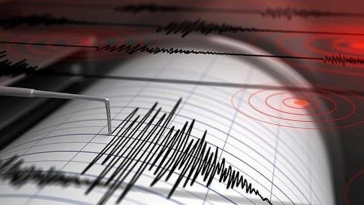Ege Bölgesi'ndeki şiddetli deprem çevre illerde hissedildi.. Son depremler listesi