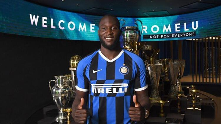 Son dakika transfer | Romelu Lukaku Inter'de!