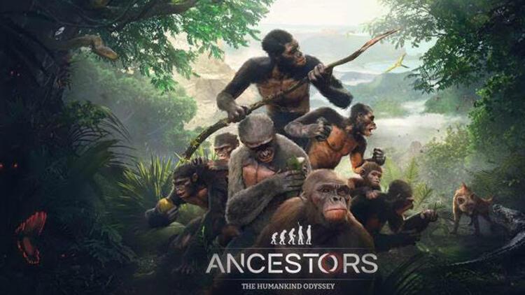 Ancestors: The Humankind Odyssey için yeni video yayında