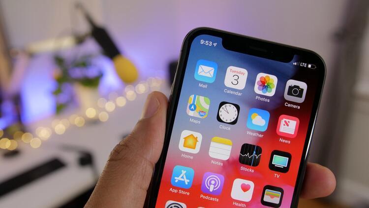 iOS 12 kullanım oranı yüzde 90'a dayandı