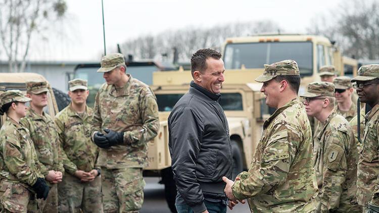 Büyükelçi tehdit etti: 'Almanya'dan askerlerimizi çekeriz'