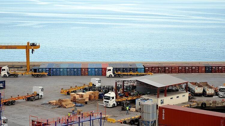 Sanayi kenti Kocaeli, AB'ye ihracatta gaza bastı