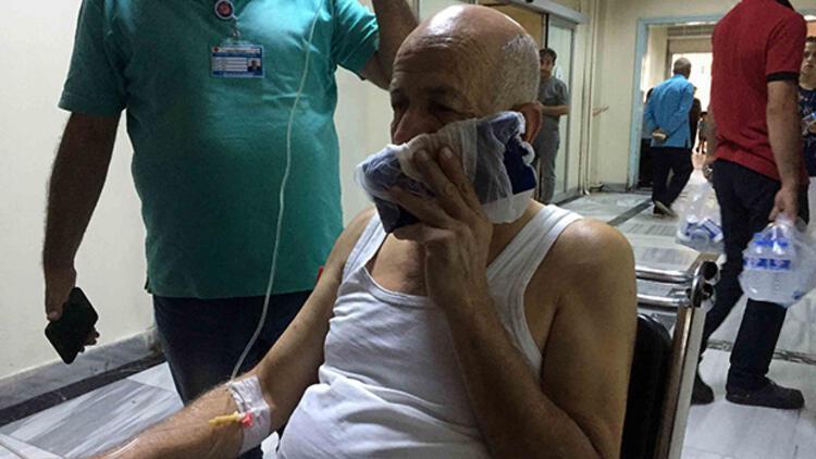 Kimlik soran doktoru dövdü... Bir haftada kentteki üçüncü saldırı