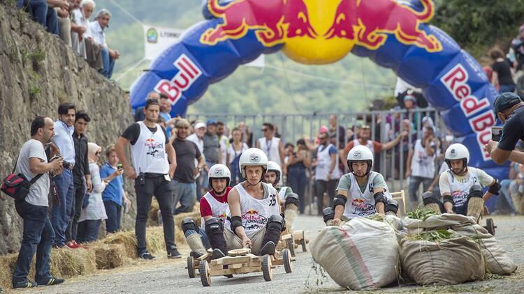Red Bull Formulaz'a bir hafta kaldı!