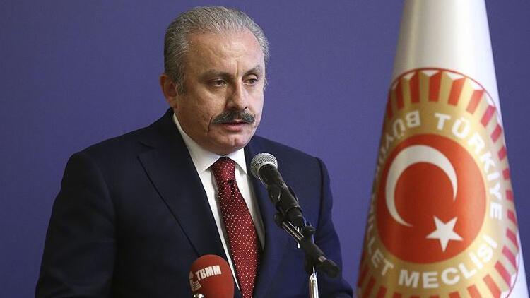 TBMM Başkanı Mustafa Şentop: Aziz milletimizin ve bütün dünya Müslümanlarının Kurban Bayramı'nı tebrik ediyorum