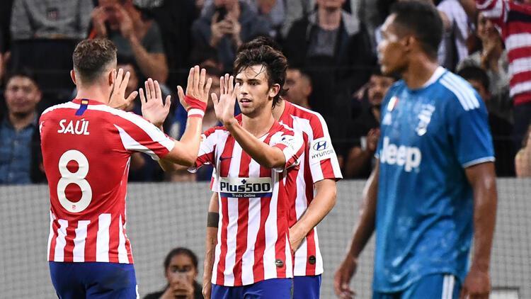 Atletico Madrid, Juventus'u Joao Felix'le yıktı