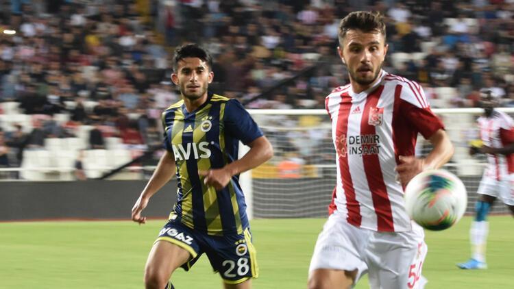Demir Grup Sivasspor 2-1 Fenerbahçe