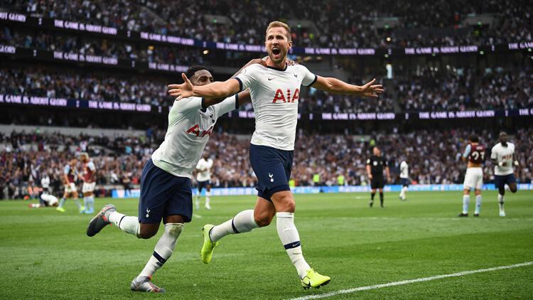 Tottenham ikinci yarıda açıldı