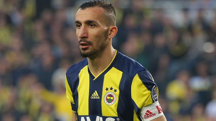 Fenerbahçe'den ayrılan Mehmet Topal'ın yeni takımı...
