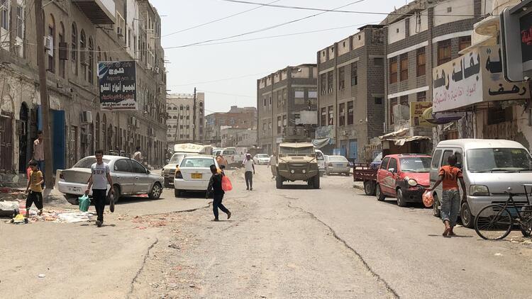 Aden'de son 24 saatteki çatışmaların bilançosu: 5 ölü, 119 yaralı