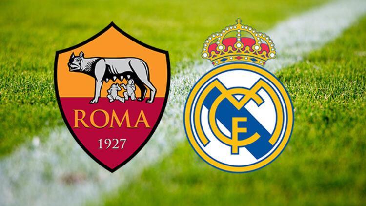 Roma Real Madrid maçı ne zaman saat kaçta ve hangi kanalda?