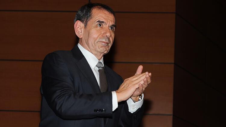 Özbek'ten G.Saray'a 8 milyonluk haciz