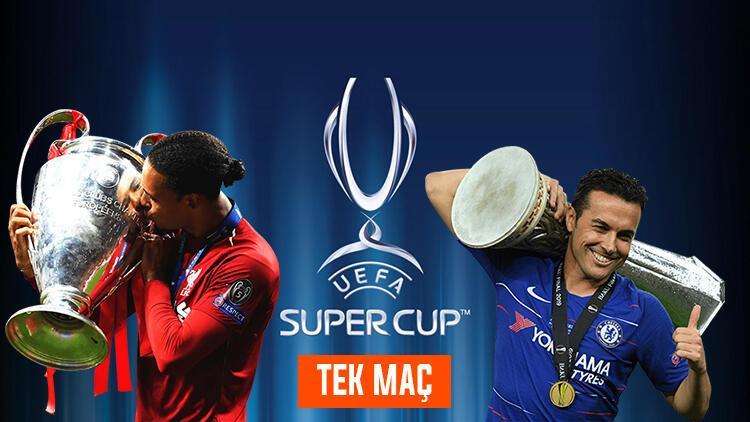 UEFA Süper Kupa, İstanbul'da sahibini buluyor! iddaa'da oynanması gereken...