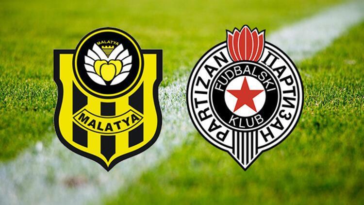 Yeni Malatyaspor Partizan maçı ne zaman saat kaçta hangi kanalda yayınlanacak?