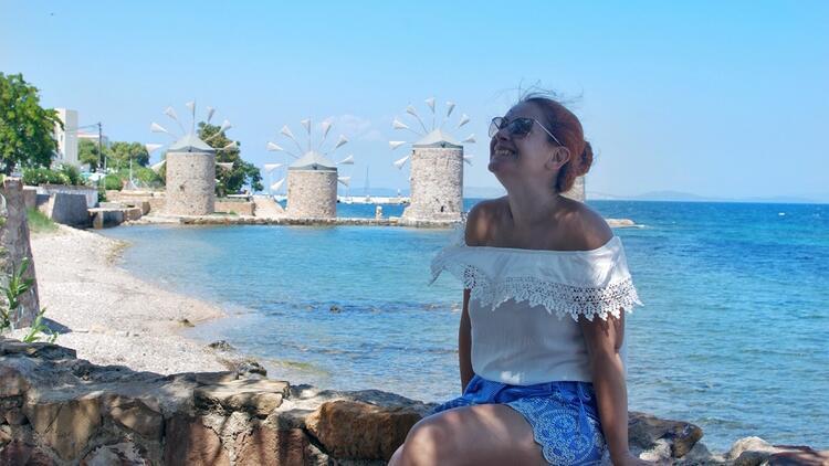 Günübirlik gezilecek huzur adası: Sakız