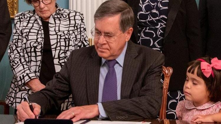 ABD'nin yeni Ankara Büyükelçisi Satterfield yemin etti