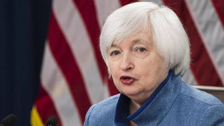 Fed eski Başkanı Yellen'den durgunluk yorumu