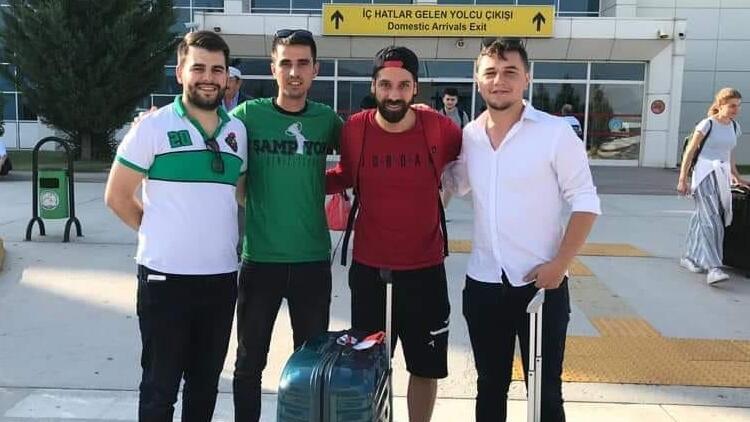 Olcay Şahan, Denizlispor'da!   Transfer haberleri...
