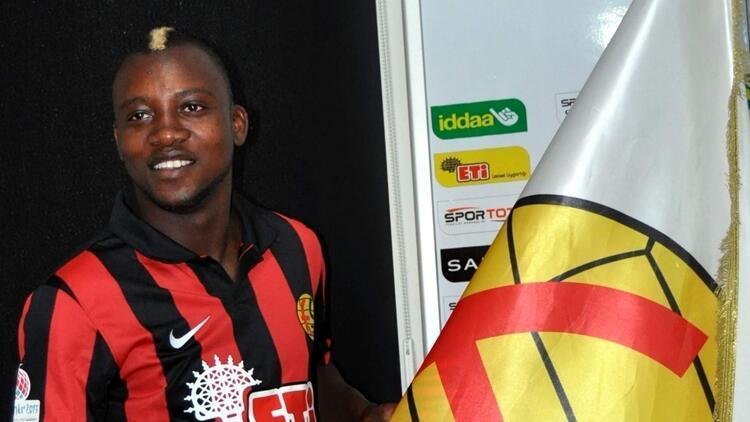 Sissoko yeniden Eskişehirspor'da! | Transfer haberleri...