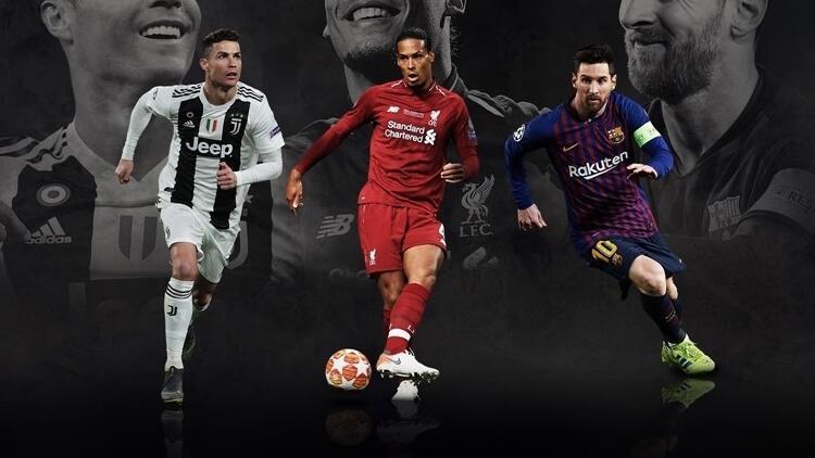 Avrupa'da Yılın Futbolcusu Ödülü için finalistler belli oldu!