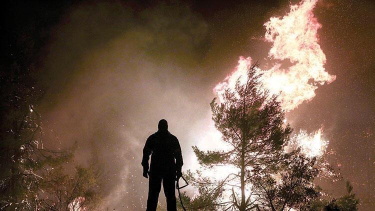 AB yangınla boğuşuyor