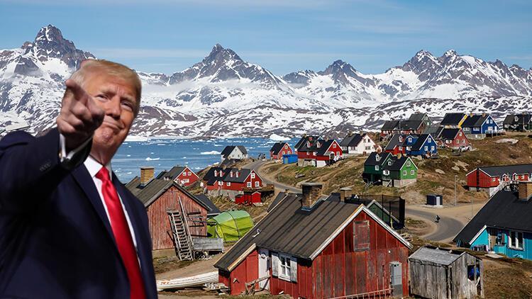 ABD Başkanı Trump'ın Grönland'ı satın almak istediği öne sürüldü