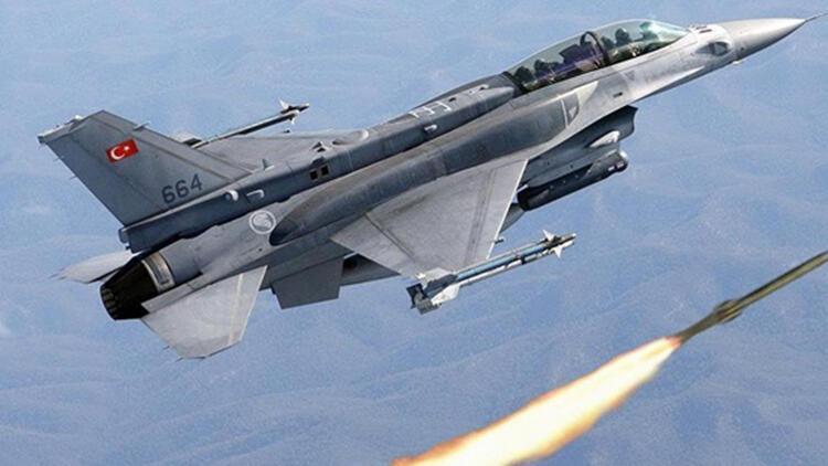 MSB duyurdu! Kuzey Irak'taki kritik hedefler vuruldu…