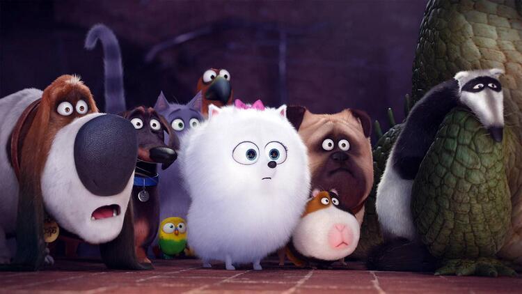 Evcil Hayvanların Gizli Yaşamı filmini kimler seslendirdi?