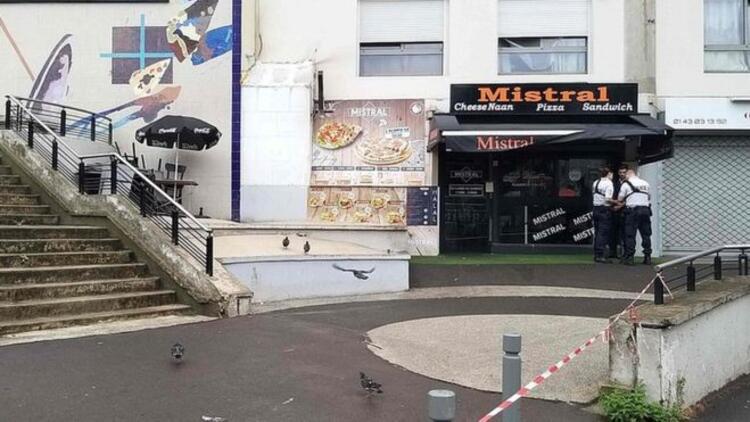 Fransa'da sandviç cinayeti