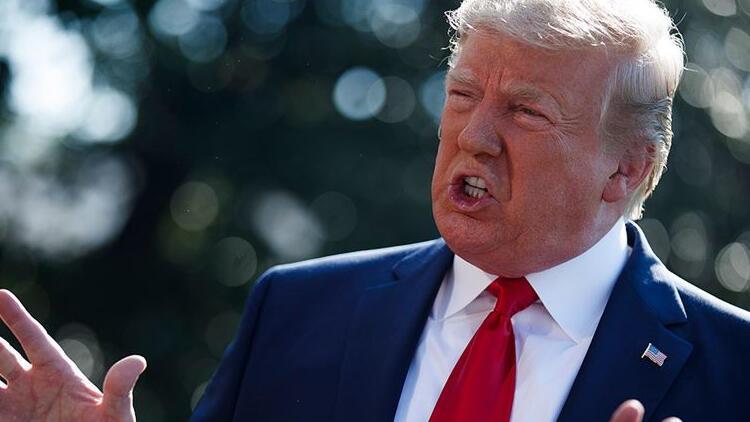 Trump'tan çok sert sözler: Hayal kırıklığına uğrattı
