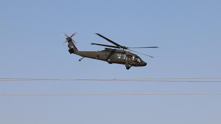 Son dakika: Müşterek Harekat Merkezi faaliyete başladı!  İlk helikopter uçuşu bugün yapılıyor