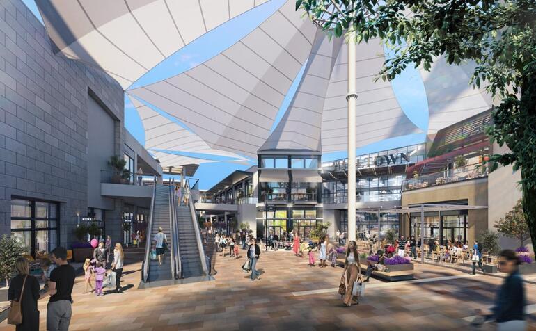Hilltown Karsiyaka مرکز جدید جاذبه های ازمیر است