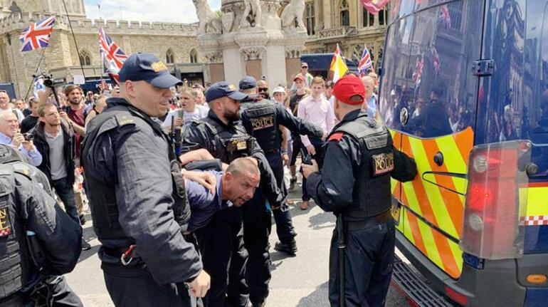 Trump'a yalvarma işe yaramadı: İslam karşıtı ve aşırı sağcı İngilize 9 ay hapis