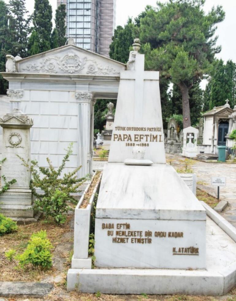 Mezarlık değil açıkhava müzesi