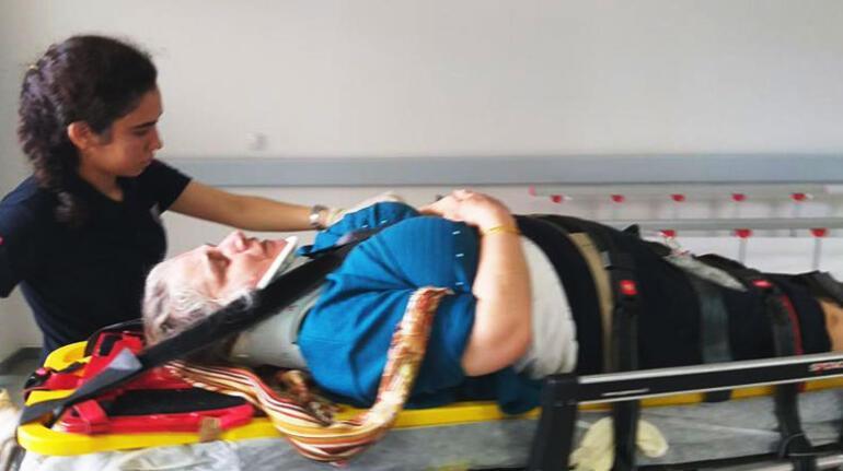Gurbetçi aile şarampole uçtu: 5 yaralı