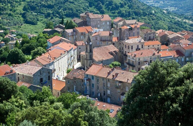 'Güzel Ada' Korsika