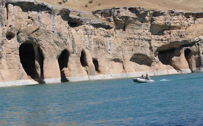 Yeni keÅŸif Kara Leylek Kanyonu