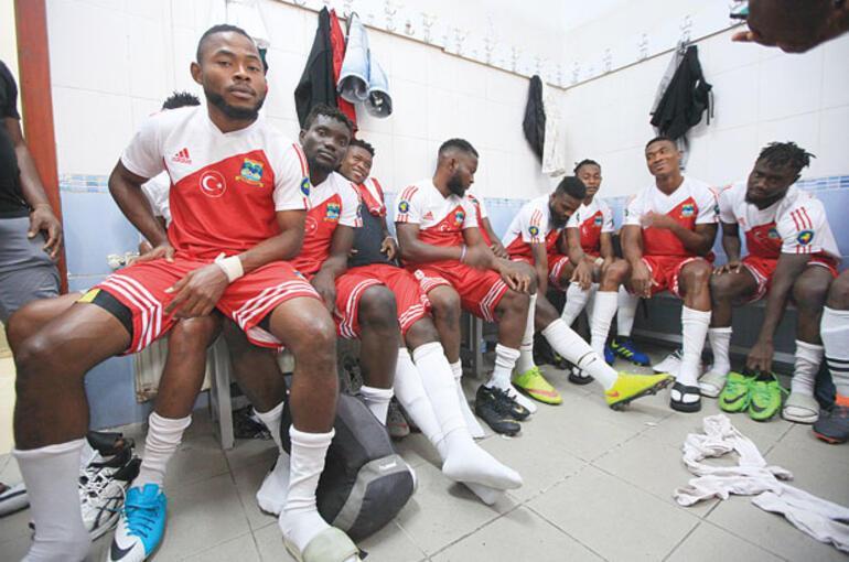 16 Afrika takımı, 288 futbolcu tek bir hayal