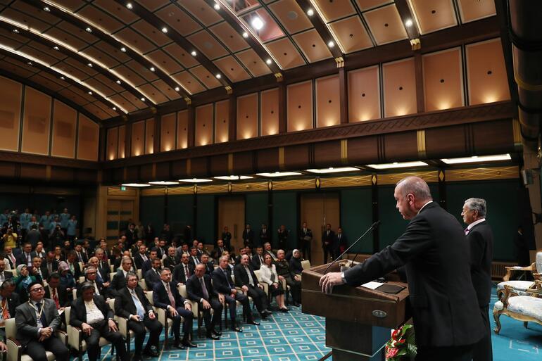 Cumhurbaşkanı Erdoğan: Atillanın yaşadığı süreç bizi üzdü ve kırdı